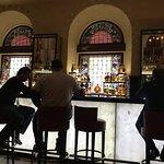 Lobby Bar Grand Hotel Europe Foto