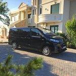 Our luxury van