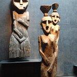 Um pouco do que você encontra no Museo Precolombino