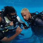 Photo of Dive with Ruben