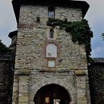 Mosteiro de Vatra (Entrada)