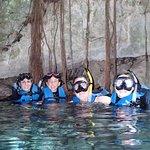 Cenotes.