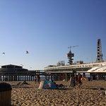 Foto van Scheveningen beach