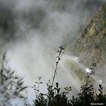observando o movimento na serra