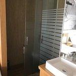 Chambre + douche + wc