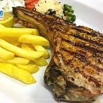 Pork Chop Grilled