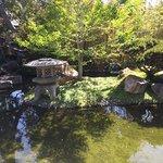 Part of the Japanese Garden