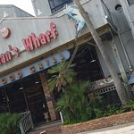 Fisherman's Wharf, located at Galveston's Cruise Terminal