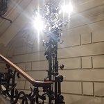 luce in ferro battuto