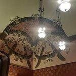 dettagli delle decorazioni nei locali