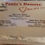 Billede af Paula's Donuts