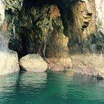 A secret cave