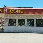 Bun N' Cone