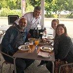 Minha família e o Chef