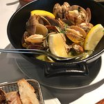 The tastiest clams - sweet and delicious!