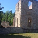 Mill ruins at Rockwood