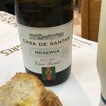ES muss nicht Vinho Verde sein, eine schöne Reserva passt auch