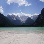 Lago Di Landro照片