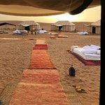 Beautiful camp