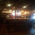 Main dining area - bar area