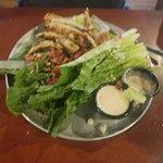 """""""Wedge"""" salad"""