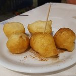 The best loukoumades