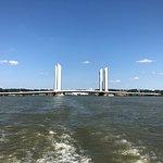 波尔多雅克·沙邦-戴尔马大桥照片