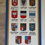 Семейные гербы владельцев
