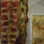 Tuna & Potatoes Au Gratin