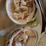 Foto de Buzos Playa del Carmen mariscos restaurant bar
