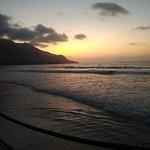 what better sunset?