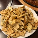 Pan Fried Potatoes with Onions and Herbs