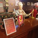 Bild från Madame Tussauds Blackpool