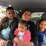 Elizabeth Toala & Family Guayaquil, Ecuador