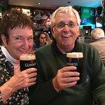 Guinness tastes better in Ireland!