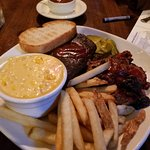 Burnt-ends and Baby Back Ribs