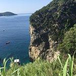Paleokastritsa Beach照片