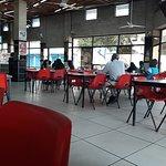Foto di Blue Room Restaurant