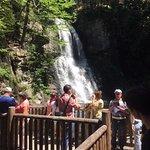 Main Falls View Spot