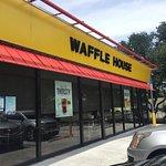 ♥ segundo waffles. creo que íbamos a la altura de Naples, camino a Miami.