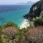Cala Fuili Beach照片