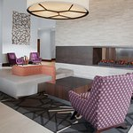 Relax and unwind in our lobby