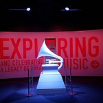 The Grammy exhibit