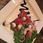 Tomato Mozzarella Salad