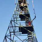 Climb the fire tower! It's free and fun!