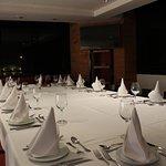 Salones privados, ideales para eventos y celebraciones.