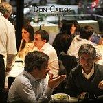 Almuerzos en Don Carlos.
