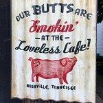 Foto de The Loveless Cafe