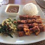 Date Tempe and tofu