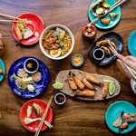 Asian small plates